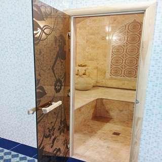 турецкая баня в отеле - хамам